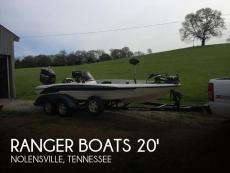 1999 Ranger Boats Comanche 519VS