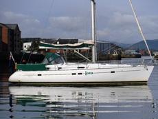Beneteau Oceanis 411 Built 2002  3 Cabin version