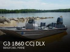 2012 G3 1860 CCJ DLX