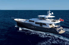 AvA Yachts Natalya 86