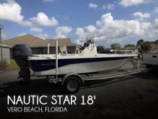 2016 Nautic Star 1810 Bay