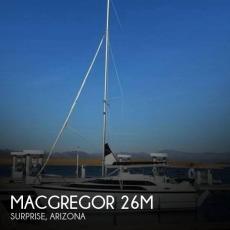 2013 MacGregor 26M