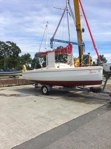 Red Fox 200S versatile day sailer