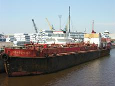 45.7 metre Clean Tanker Barge - Can been shortened within the price