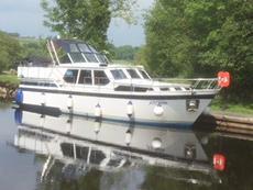 Stevens 1340 Twin Keel Motor Cruiser