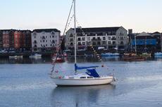 Saber27 Sailing Yacht