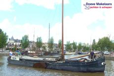 Dutch Barge Steilsteven 24.85 with TRIWV