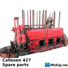 Callesen 427 - Spares  - Ask us !!