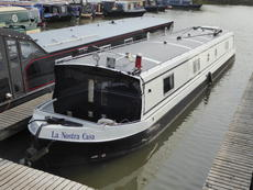 La Nostra Casa 2011 Burscough 58ft x 10ft Cruiser Stern