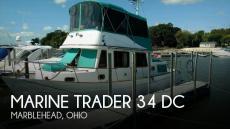 1983 Marine Trader 34 DC