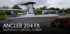 2005 Angler 204 FX
