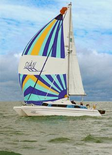 PROUT EVENT 34 - NOW WITH BRAND NEW STANDING RIGGING AND BATTERIES