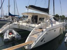 Dufour 40ft  Catamaran  (Nautitech 395 Pro ) 10 Berth