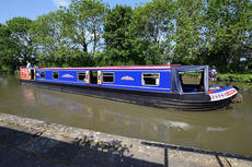 60' 1988 Colecraft / Rugby Boats Traditional narrowboat Lister HRW3