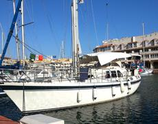 Nauticat 40 sloop