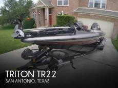 2003 Triton TR22