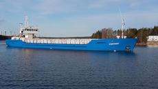 General cargo vessel Corinne