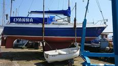 MOODY 33 MK1 GREAT BOAT RECONDITIONED ENGINE FITTED 2016 £16950  REDCD