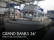 1964 Grand Banks 36 Classic
