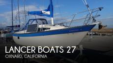 1985 Lancer Boats 27