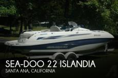 2000 Sea-Doo 22 Islandia