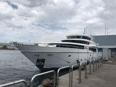 2016 Johnson Custom 108ft Yacht