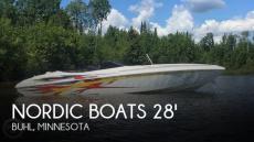 2004 Nordic Boats Heat 28 Closed
