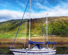Oyster 39 ketch.       Reduced price.