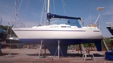 Moody 31 Mk2 Fin Keel