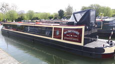 60FT Traditional narrow boat