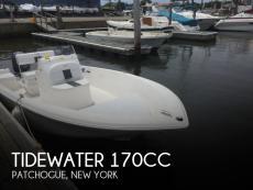 2014 Tidewater 170CC