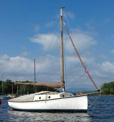 Norfolk Gypsy Trailer Sailor No. 40  'Rosetta'