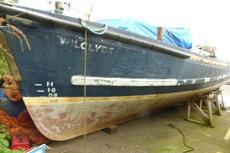 Nelson 40 ft with Gardiner diesel 6lx marine engine
