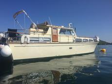 Eagle Class Gentlemans Motor Yacht