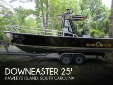 1996 Downeaster 25 River Hunter