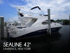 2002 Sealine F42/5 Flybridge