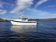 Sport Fishing Boat Osprey 22.