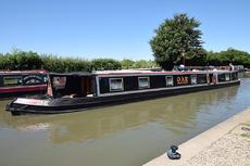 66' Trad stern narrowboat 2000 Orion / R. Bishop. Gardner 2LW