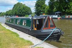 57ft Trad Stern Narrowboat