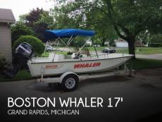 1988 Boston Whaler Super Sport 17
