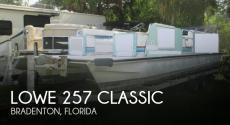 1992 Lowe 257 Classic