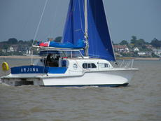 Catalac 9 metre Catamaran