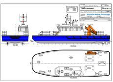 New Build ANZAC 17.0 Multi Tug