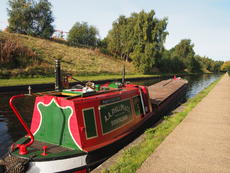 Trent 5 - 70ft Historic Narrowboat