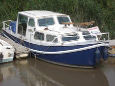 Dutch Steel Motor Cruiser 32 (reduced)