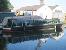 41ft Classic Narrow Boat by David Piper
