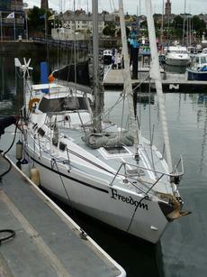 Bluewater Cruising Yacht