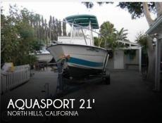 1995 Aquasport 200 Osprey