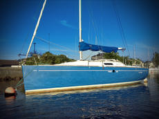 Beneteau First 260 Lifting Keel