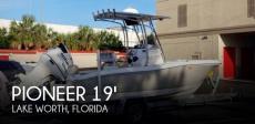2016 Pioneer 197 Sportfish